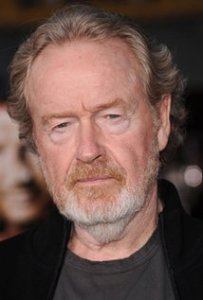 Film director Ridley Scott