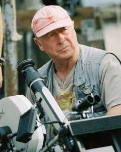 Film director Tony Scott