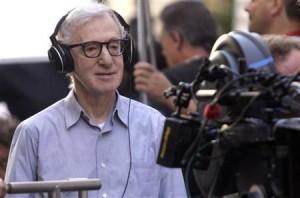 Woody Allen film director