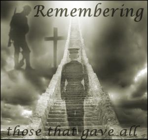 MemorialDayRememberingThoseThatGaveAll
