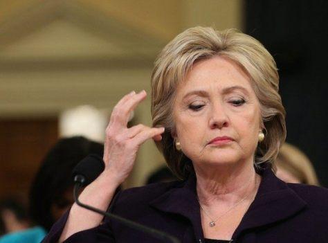 HillaryClintonBenghazihearingsphotoBreitbart