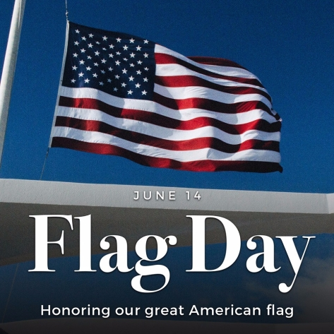 FlagdayTrumpFBpagepic